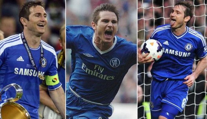 Lampard giải nghệ ở tuổi 38