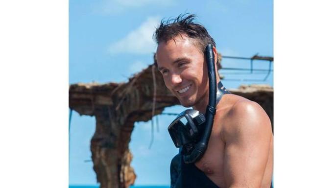 Rob Stewart chết đuối khi lặn cùng bạn bè