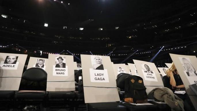 Ghế của họ đã được chuẩn bị