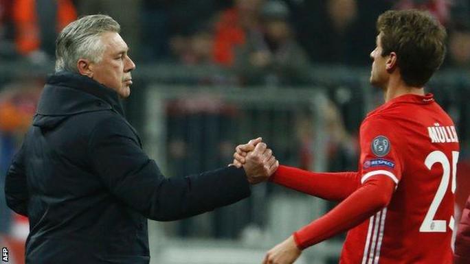Sự từng trải khiến HLV Ancelotti không thể chủ quan dù thắng đậm
