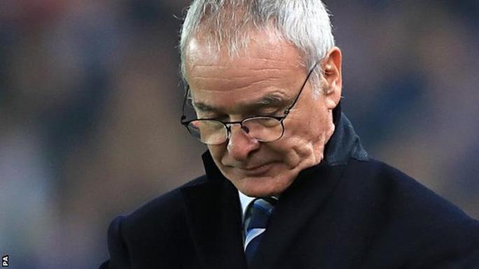 """""""Leicester quá tàn nhẫn khi sa thải Ranieri"""""""