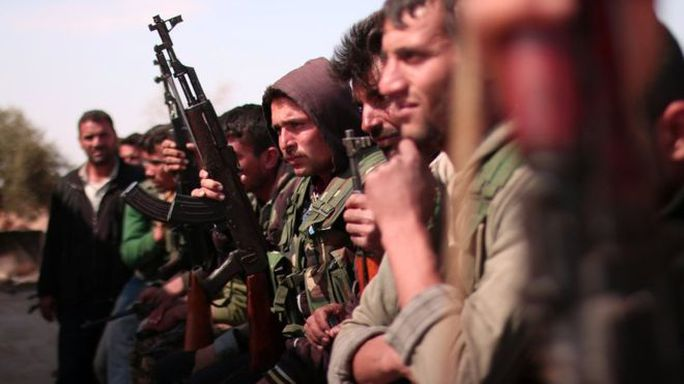 SDF tuyên bố đã chiếm giữ 4 ngôi làng gần đập Tabqa. Ảnh: REUTERS