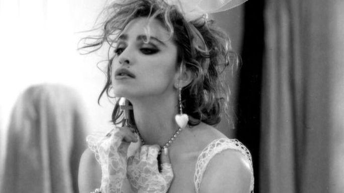 Madonna thuở trẻ
