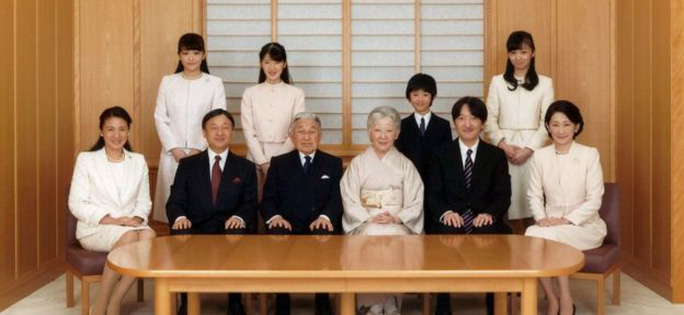 Nhật hoàng Akihito sẽ thoái vị - Ảnh 2.