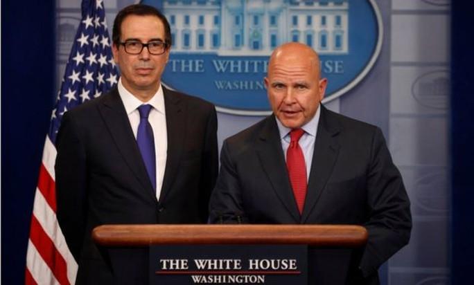Bị Mỹ trừng phạt, Tổng thống Venezuela tuyên bố không sợ - Ảnh 2.