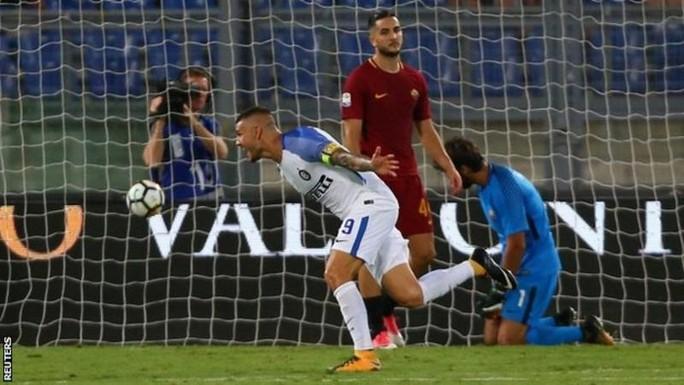 Juve ngược dòng ấn tượng, Roma thua Inter trên sân nhà - Ảnh 3.
