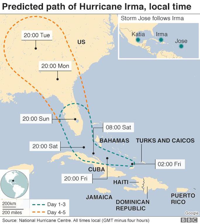 Năm cựu tổng thống Mỹ quyên góp giúp nạn nhân bão Harvey - Ảnh 5.