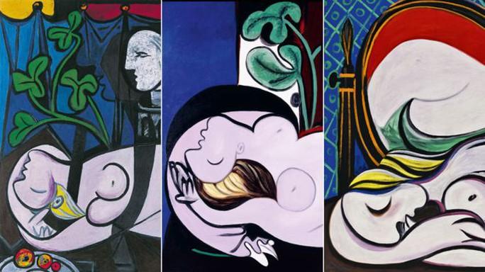Tranh khỏa thân của Picasso tái ngộ sau 85 năm   - Ảnh 1.