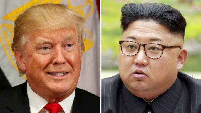Ông Donald Trump tuyên bố giải pháp duy nhất với Triều Tiên - Ảnh 1.