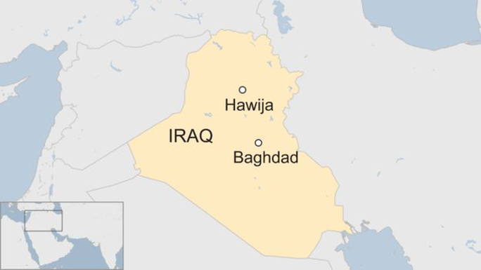 Iraq: Phát hiện 400 thi thể bị IS hành quyết - Ảnh 1.