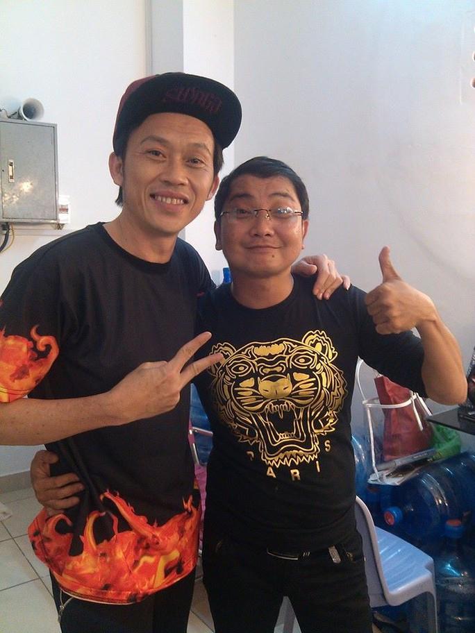 Ca sĩ Nhật Linh và NS Hoài Linh