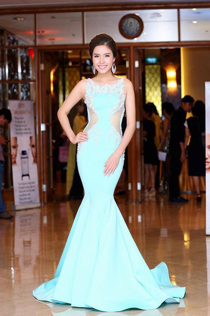 Khánh Phương thay Thùy Dung  tranh vương miện Hoa hậu Siêu quốc gia - Ảnh 2.