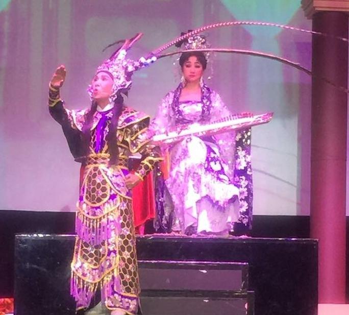 Vũ Linh kể chuyện tái ngộ Thanh Thanh Tâm sau 10 năm - Ảnh 1.