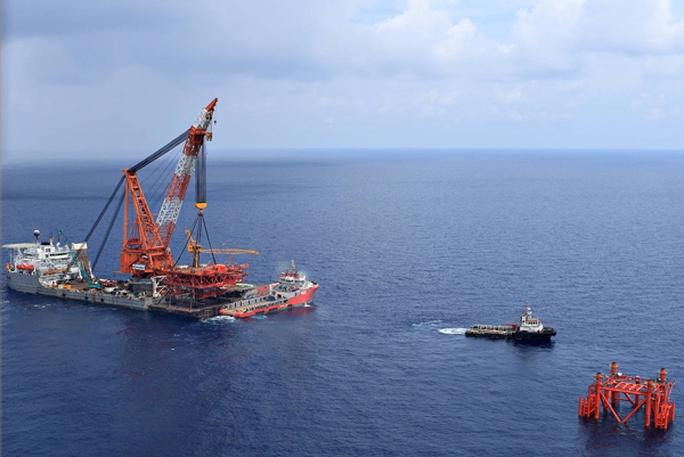 Việt Nam lên tiếng về hoạt động dầu khí trên Biển Đông - Ảnh 1.