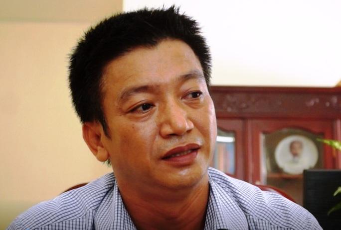 Bí thư Ninh Bình: Xử lý nghiêm vụ tố giám đốc sở tát lái xe - Ảnh 2.