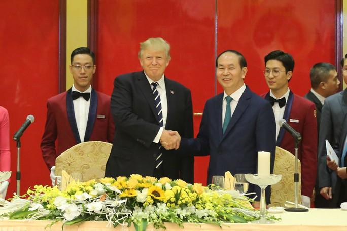 Tổng thống Donald Trump: Việt Nam là một trong những điều kỳ diệu của thế giới - Ảnh 3.