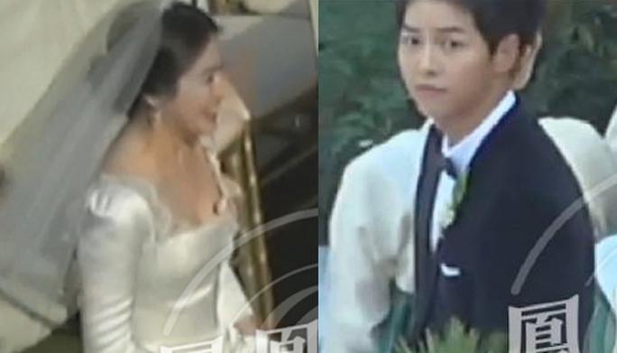 Mỹ nhân Song Hye Kyo theo Song Joong Ki về dinh - Ảnh 3.
