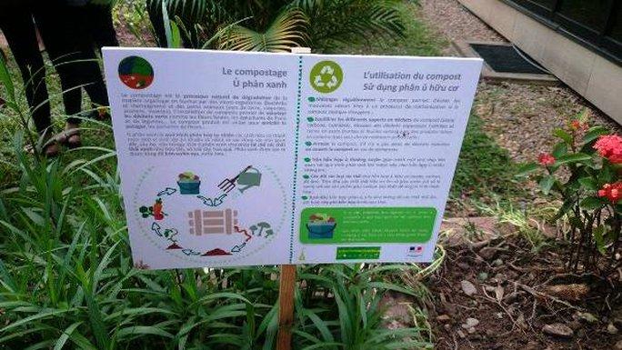 Khu vườn bí mật trong Đại sứ quán Pháp ở Hà Nội - Ảnh 11.