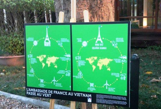 Khu vườn bí mật trong Đại sứ quán Pháp ở Hà Nội - Ảnh 3.