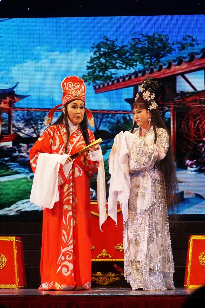 Nhớ Thanh Sang, Thanh Hằng cả gan hóa thân Thi Sách - Ảnh 6.