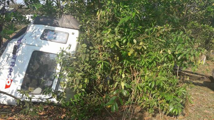 Một số hình ảnh vụ tai nạn
