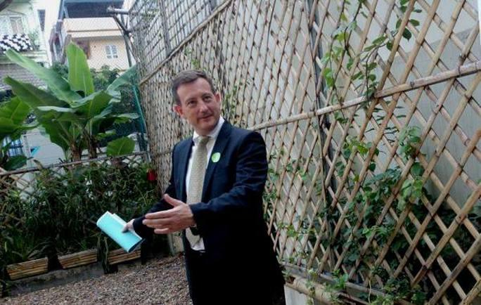 Khu vườn bí mật trong Đại sứ quán Pháp ở Hà Nội - Ảnh 4.