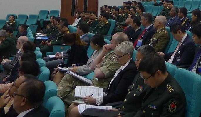 Tướng Nguyễn Chí Vịnh: Việt Nam cam kết đóng góp cho Gìn giữ hòa bình - Ảnh 2.
