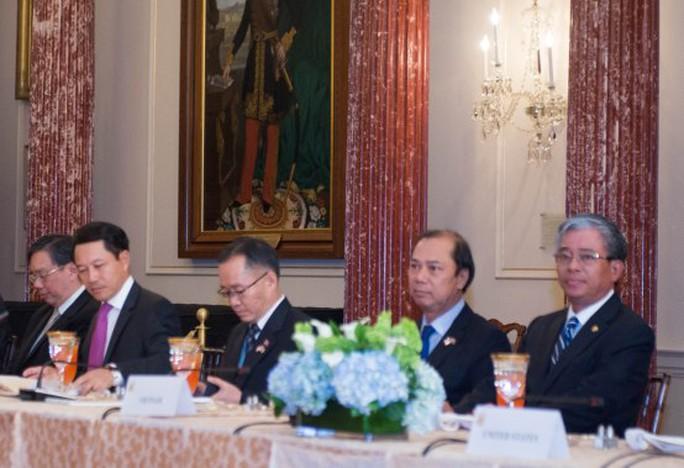 Ngoại trưởng Mỹ-ASEAN bàn về Biển Đông tại Washington - Ảnh 3.