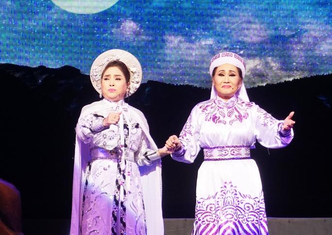 Nhớ Thanh Sang, Thanh Hằng cả gan hóa thân Thi Sách - Ảnh 1.