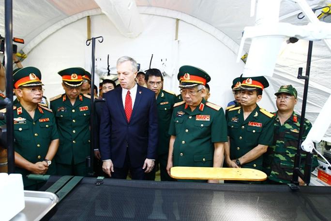 Mỹ tài trợ 10 triệu USD cho lực lượng Gìn giữ hòa bình Việt Nam - Ảnh 5.