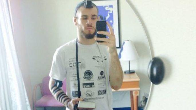 Võ sĩ MMA bị bắn chết tại Mỹ - Ảnh 1.