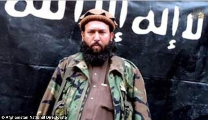 Thủ lĩnh IS tại Afghanistan bị tiêu diệt - Ảnh 2.