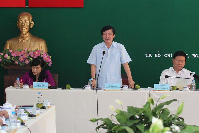 Ông Bùi Văn Cường, Chủ tịch Tổng LĐLĐ Việt Nam: Chủ tịch Công đoàn phải thực sự là thủ lĩnh của người lao động