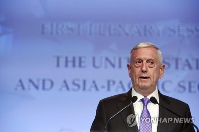 Triều Tiên xem nhẹ khả năng đánh chặn tên lửa của Mỹ - Ảnh 2.