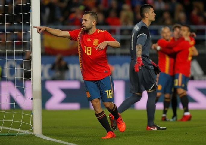 Dàn sao Argentina, Tây Ban Nha tỏa sáng loạt trận giao hữu - Ảnh 6.