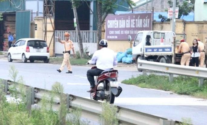 Thẩm phán vi phạm giao thông, trình báo bị cướp xe: Chủ quản lên tiếng - Ảnh 1.