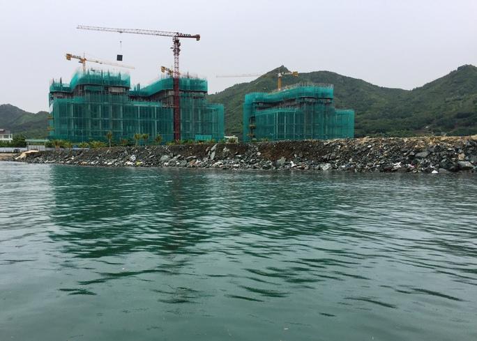 Cận cảnh hàng loạt dự án lấn biển xâu xé vịnh Nha Trang - Ảnh 14.