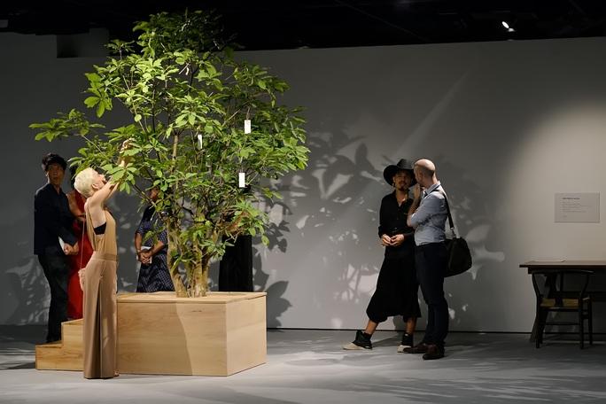Vincom ra mắt trung tâm nghệ thuật đương đại - Ảnh 1.