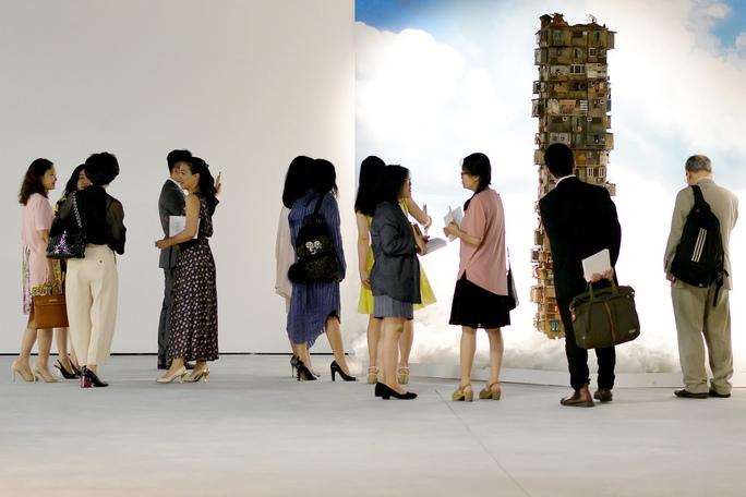 Vincom ra mắt trung tâm nghệ thuật đương đại - Ảnh 2.