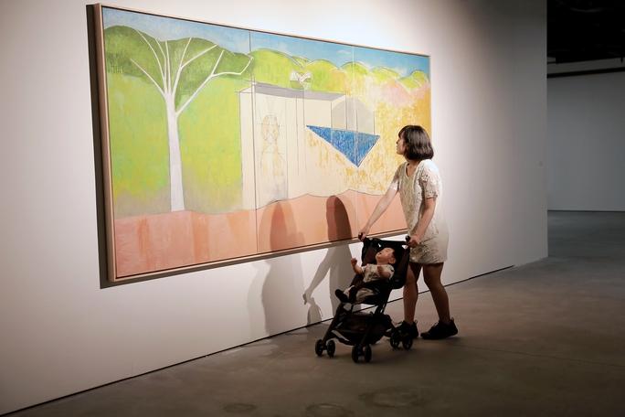 Vincom ra mắt trung tâm nghệ thuật đương đại - Ảnh 4.