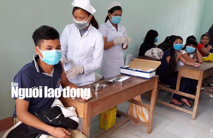 Thêm 5 trường hợp nghi mắc bệnh bạch hầu ở Quảng Nam - Ảnh 1.