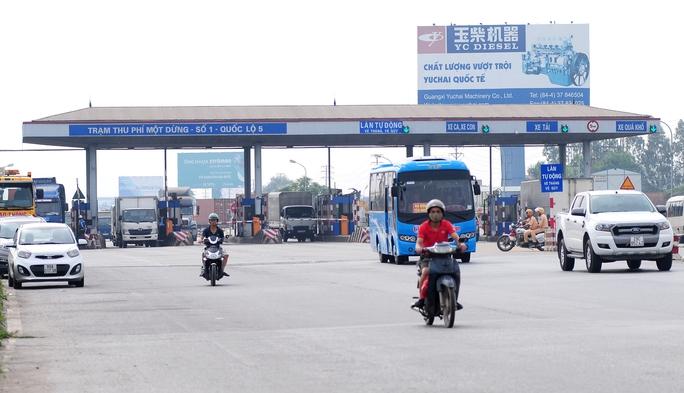 Hưng Yên đề nghị di dời trạm BOT, Hải Dương lo dân phản ứng - Ảnh 1.