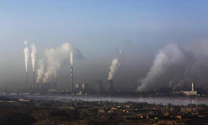 Xuất khẩu ô nhiễm - Ảnh 1.