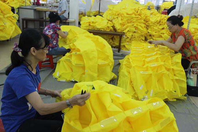 Giảm lương hưu của lao động nữ: Quá đột ngột và thiệt thòi - Ảnh 2.