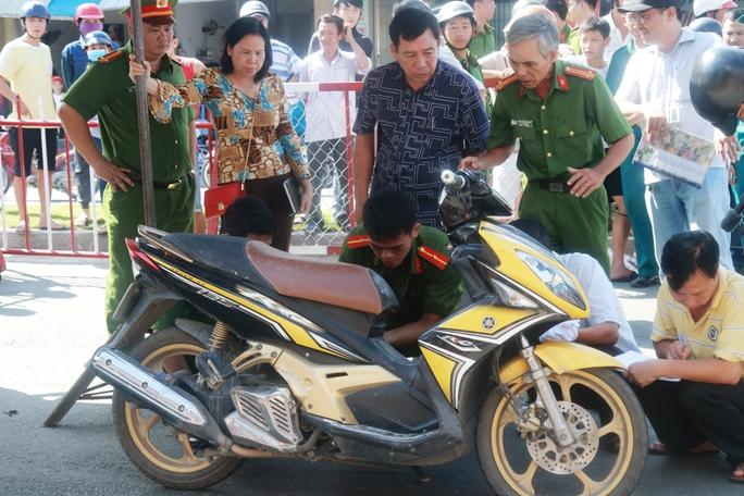 Nghi phạm nổ súng bắn chết người ở Khánh Hòa đầu thú ở Bình Thuận - Ảnh 2.