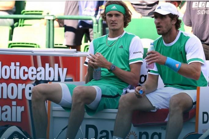 Halle Open: Kỳ tích thứ 9 của Federer - Ảnh 4.