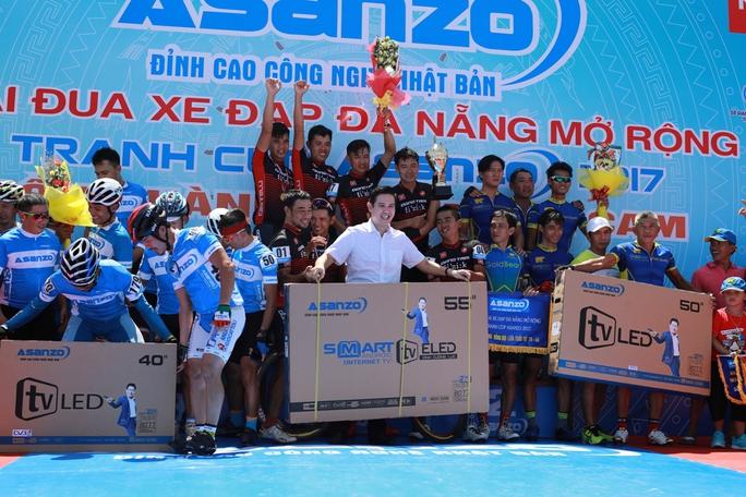 Vận động hơn 1,2 tỉ đồng làm từ thiện thông qua giải đua xe đạp - Ảnh 2.