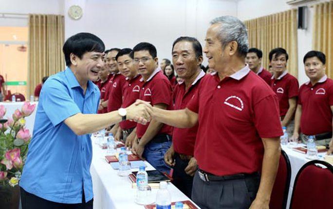 Chủ tịch Tổng LĐLĐ Việt Nam cảm ơn CNVC-LĐ TP HCM - Ảnh 1.