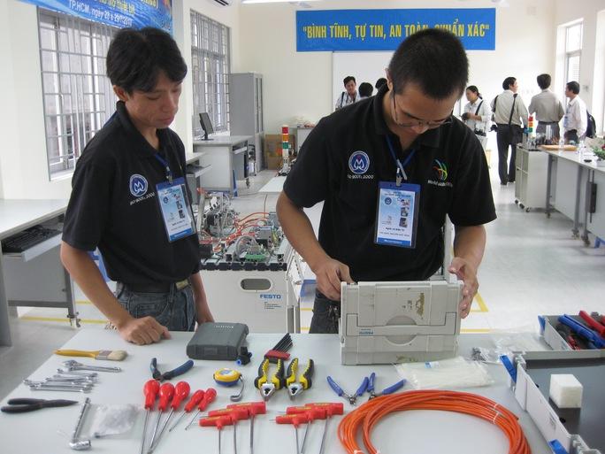 Tăng cường hợp tác, phát triển giáo dục nghề nghiệp với Đức - Ảnh 1.