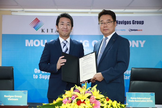 Hỗ trợ người lao động nói tiếng Hàn tìm việc - Ảnh 1.